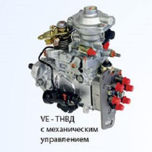 Ремонт механического ТНВД в Казани
